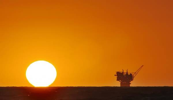 Photograph - Offshore Energy Production by Bradford Martin