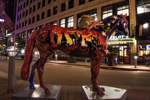 Wall Art - Photograph - Louisville Art Horse by Art Spectrum