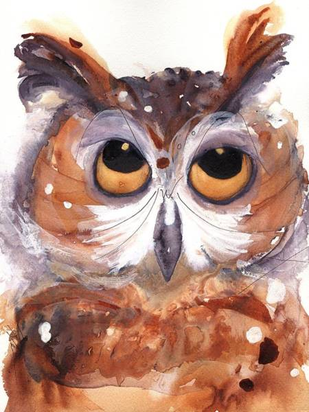 Painting - Oh Boy by Dawn Derman