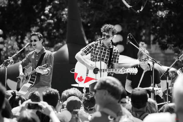 Photograph - Oh Canada, Eh? by Rasma Bertz