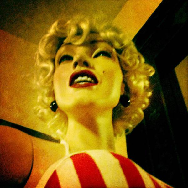 Oh Marilyn  Art Print
