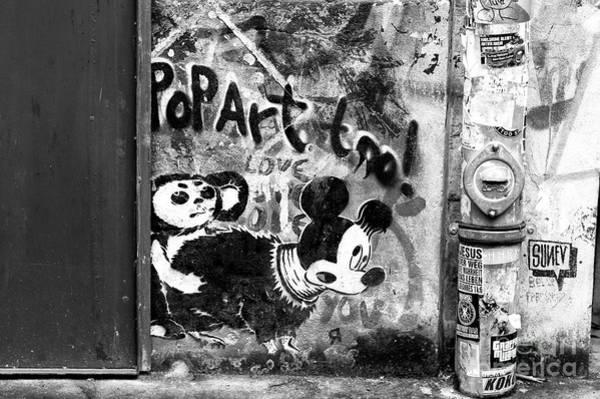 Wall Art - Photograph - Berlin Oh Minnie by John Rizzuto