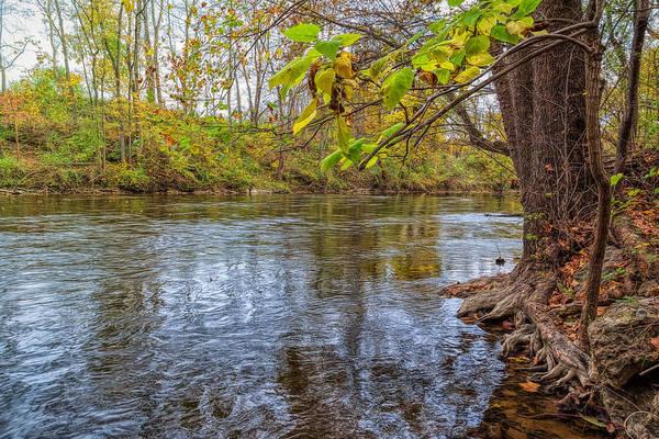 Photograph - Antietam Creek by John M Bailey