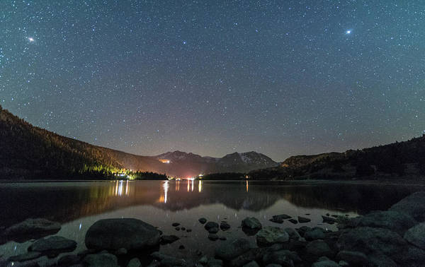 Photograph - Oh Starry Night by Kristopher Schoenleber