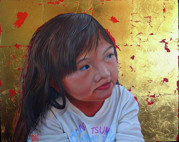Painting - Ohana by Thu Nguyen