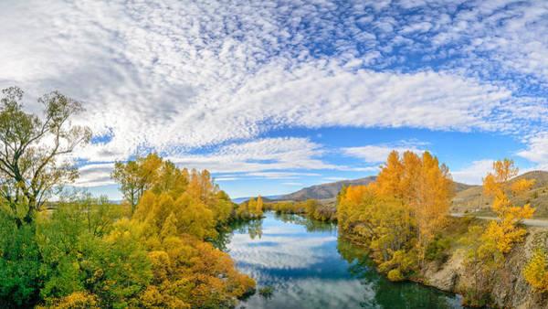 Ohau Wall Art - Photograph - Ohau River - Twizel by Robert Green