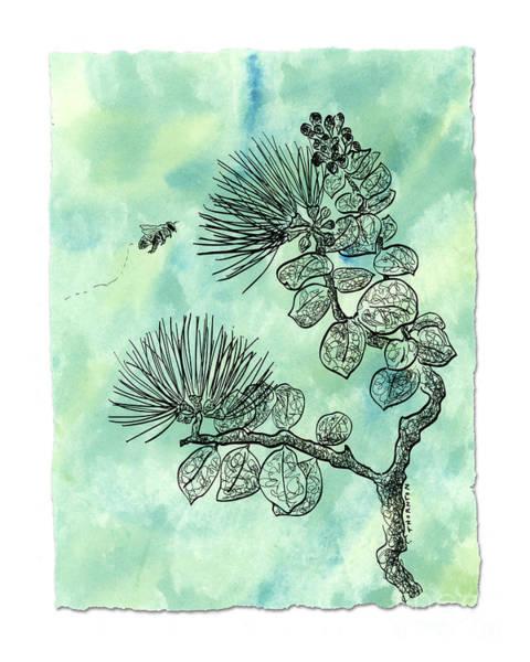 Painting - Ohia Lehua by Diane Thornton