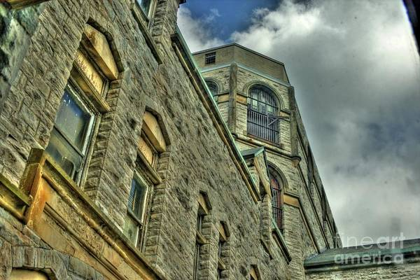 Photograph - Ohio State Reformatory #2 by Tony Baca