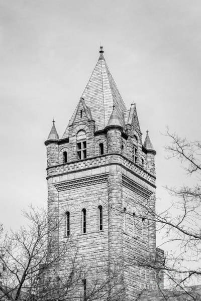 Delaware Photograph - Ohio Wesleyan University University Hall by University Icons