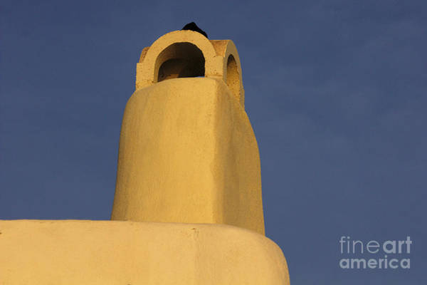 Photograph - Oia Chimney by Jeremy Hayden