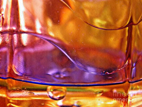 Wall Art - Photograph - Oil And Water 14 by Sarah Loft