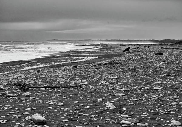 Photograph - Okarito Beach - New Zealand by Steven Ralser