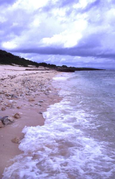 Photograph - Okinawa Beach 17 by Curtis J Neeley Jr