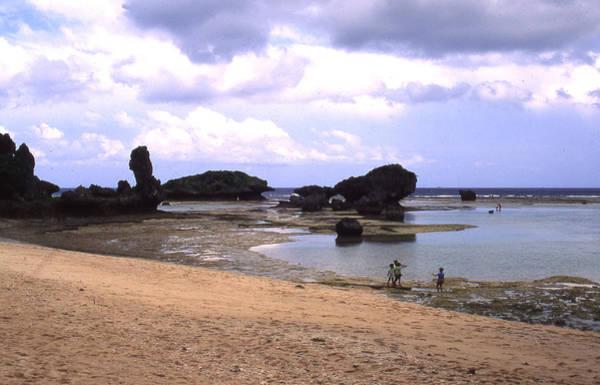 Photograph - Okinawa Beach 18 by Curtis J Neeley Jr