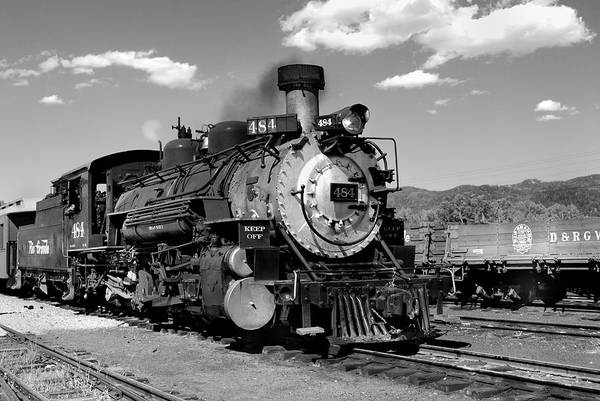 Photograph - Old 484 I by Ron Cline