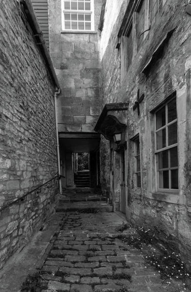 Photograph - Old Alley In Bradford-on-avon by Jacek Wojnarowski