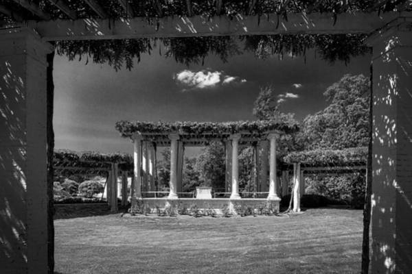 Photograph - Old Amphitheater At Arlington Cemetery by Stuart Litoff