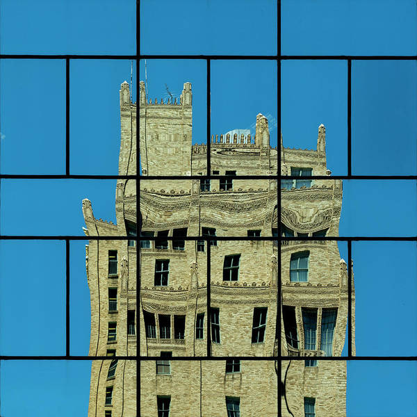 Photograph - Old And New by Stuart Allen