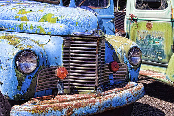 Photograph - Old And Rusty by Tatiana Travelways