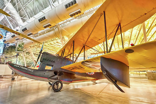 Photograph - Old Army Biplane by Lara Ellis