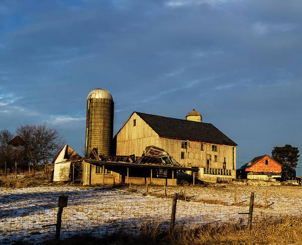 Photograph - Old Barn 2 by Paul Ross