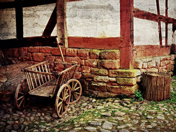 Photograph - Old Barn by Digital Art Cafe