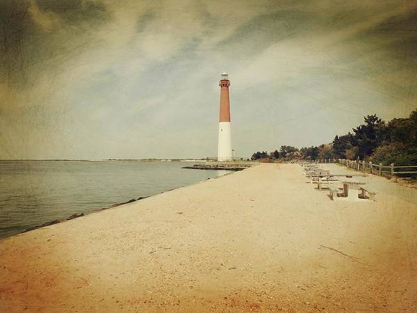 Wall Art - Photograph - Old Barney - Jersey Shore by Angie Tirado