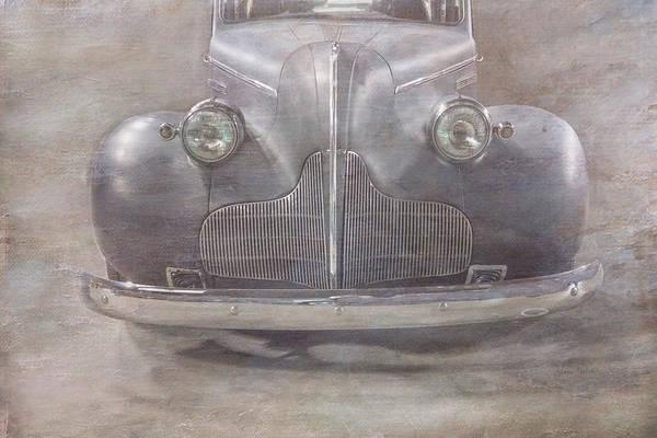 Digital Art - Old Bessie by Ramona Murdock