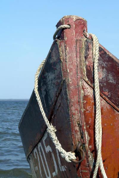 Wall Art - Photograph - Old Boat by Stanislovas Kairys