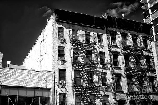 Photograph - Old Bowery by John Rizzuto
