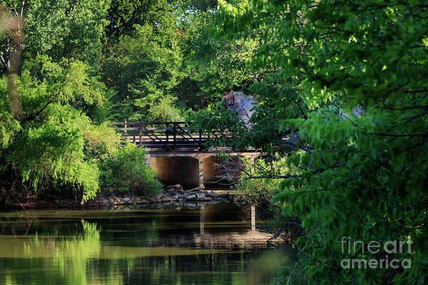 Photograph - Old Bridge 1 by Richard Smith