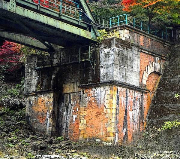 Photograph - Old Bridge by Roberto Alamino