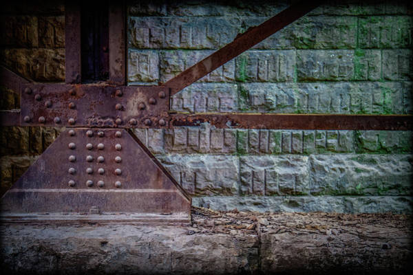 Wall Art - Photograph - Old Bridge Works by Mike Burgquist