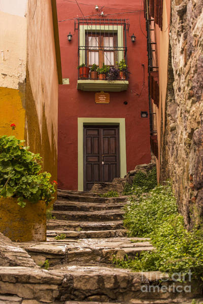 Photograph - Old Building In Guanajuato Mexico by Juli Scalzi