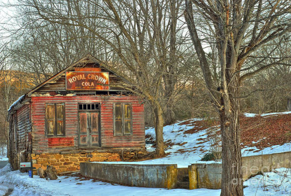 Rockbridge County Photograph - Old Building by Todd Hostetter
