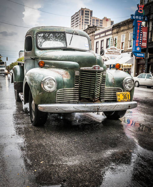 Photograph - Old But Rolling by Van Sutherland