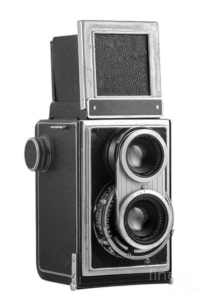 Wall Art - Photograph - Old Camera by Michal Boubin