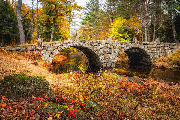 Photograph - Old Carr Bridge by Robert Clifford