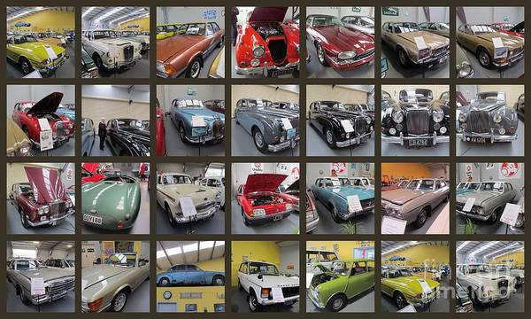 Photograph - Old Cars  by Joyce Woodhouse