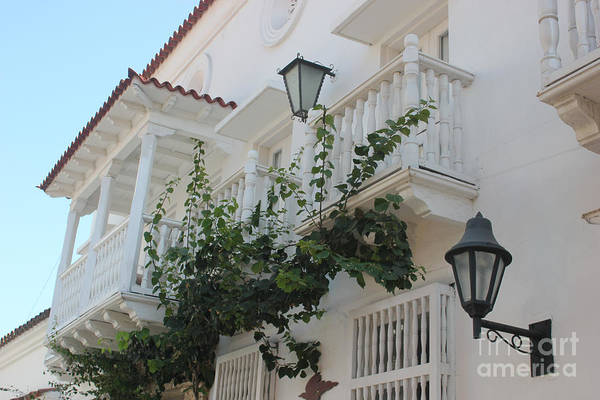 Photograph - Old Cartagena by Wilko Van de Kamp