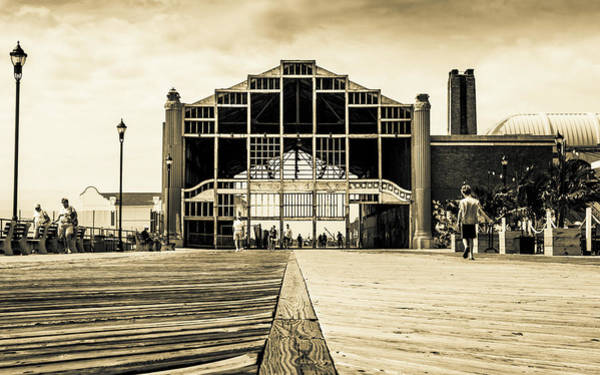 Photograph - Old Casino by Stephen Holst