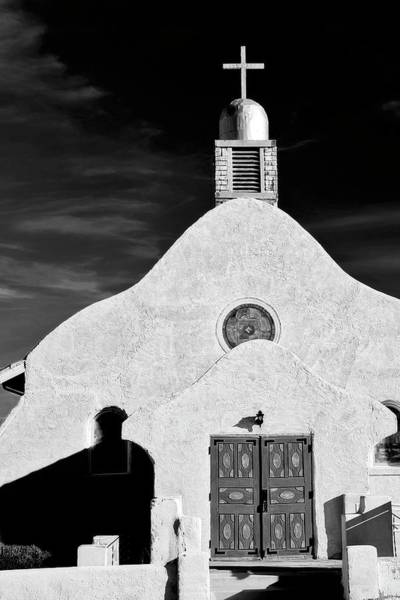 Photograph - Old Catholic Church, San Ysidro, New Mexico by Flying Z Photography by Zayne Diamond