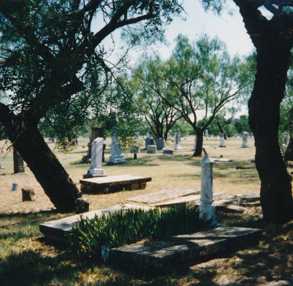 Cementery Photograph - Old Cementery by Cindy New
