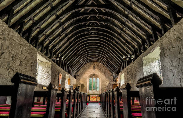 Welsh Church Wall Art - Photograph - Old Chapel by Adrian Evans
