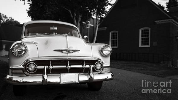 Photograph - Old Chevy Connecticut by Edward Fielding