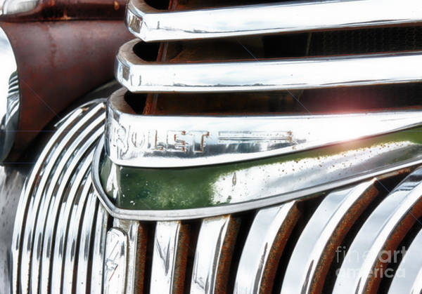 Photograph - Old Chevy by Beve Brown-Clark Photography