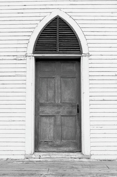 Photograph - Old Church Door by Brian Pflanz