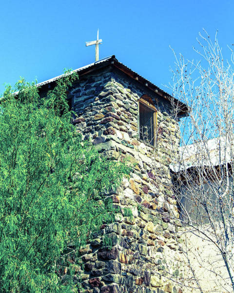 Photograph - Old Church In Redford by SR Green