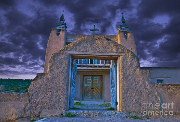 Wall Art - Photograph - Old Church by Jim Wright