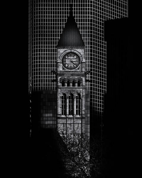 Photograph - Old City Hall Toronto Canada No 1 by Brian Carson